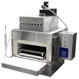 binder ignition oven