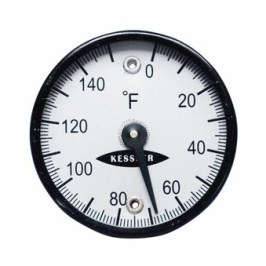 dial face surface thermometers