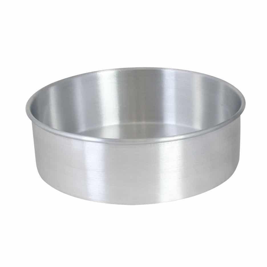 Round Aluminum Pans