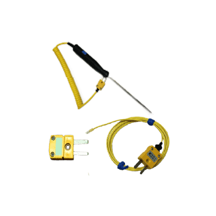type k wire and probes