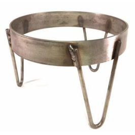 Stainless Steel Wet Washing Sieve Stand 8-Inch
