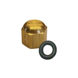 Test Mark Bleeder Valve Cap with Gasket