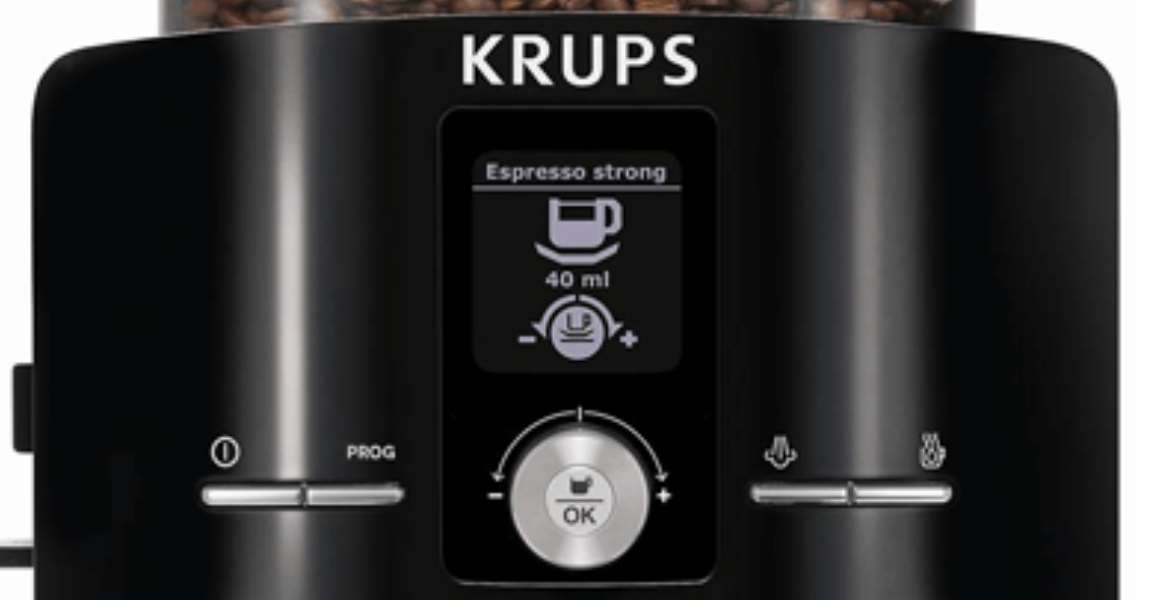 krups espresso machine repair
