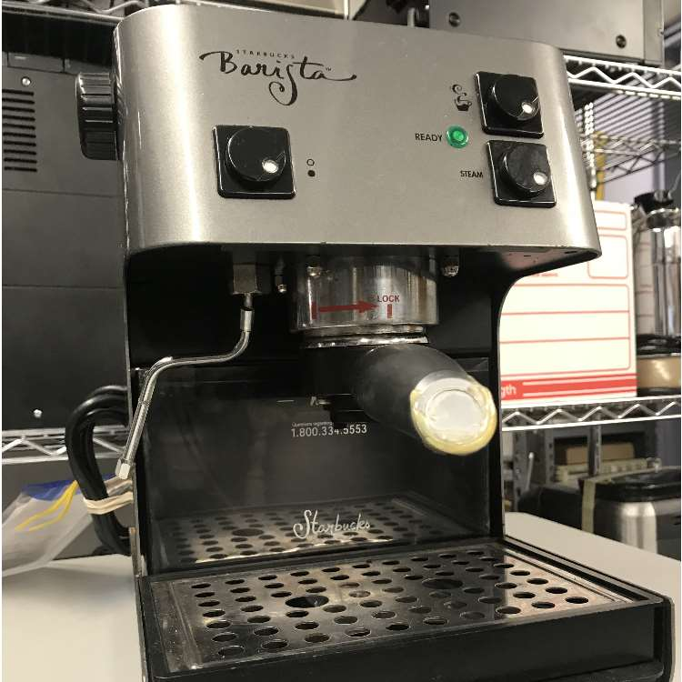Starbucks Barista Espresso Coffee Machine Repair