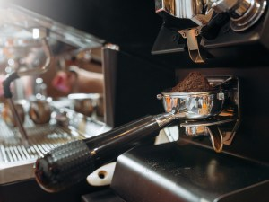 commercial espresso machine grinder