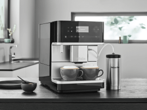 Miele countertop espresso machine