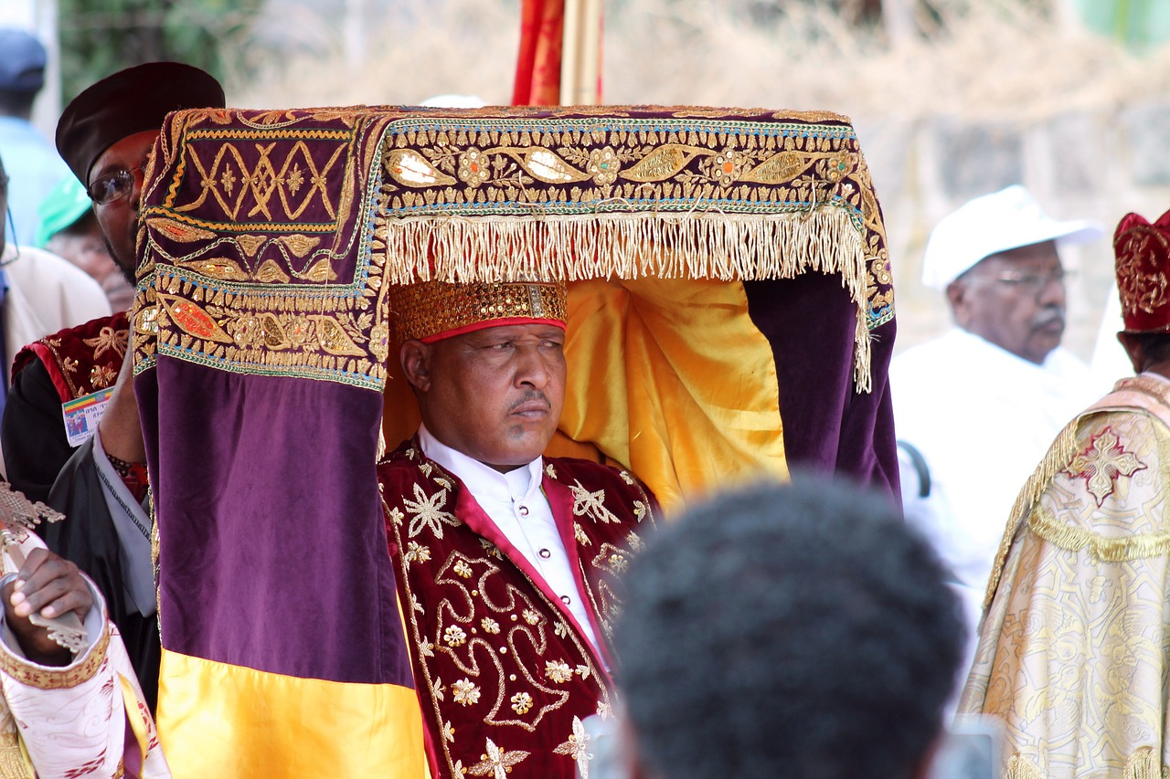 Traditional Wedding in Ethiopia