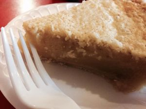 Oxbow Buttermilk Pie