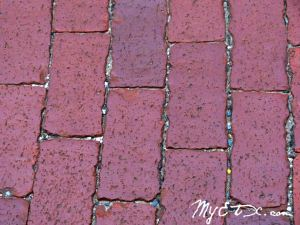 Red Brick Streets