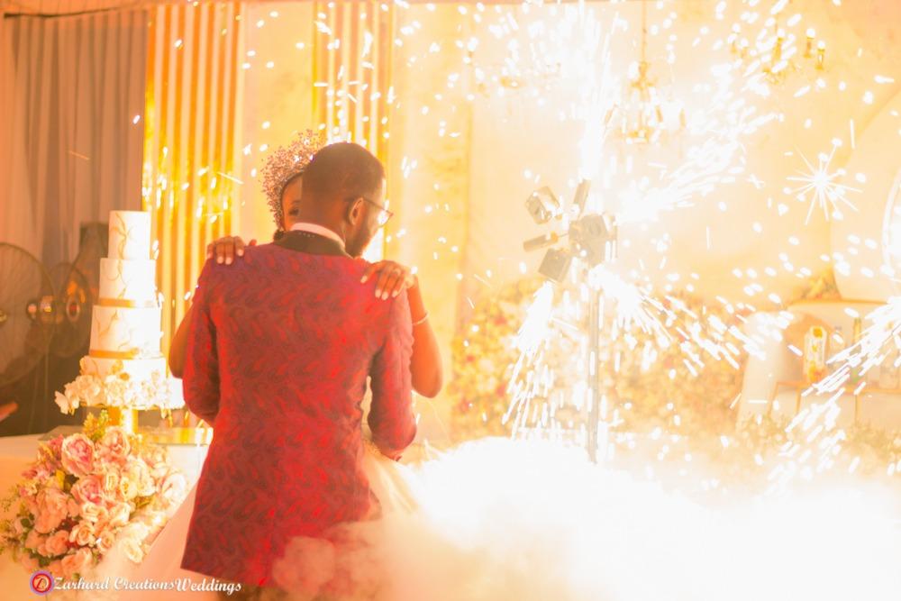 Yetunde and Oluwafemi Wedding Reception