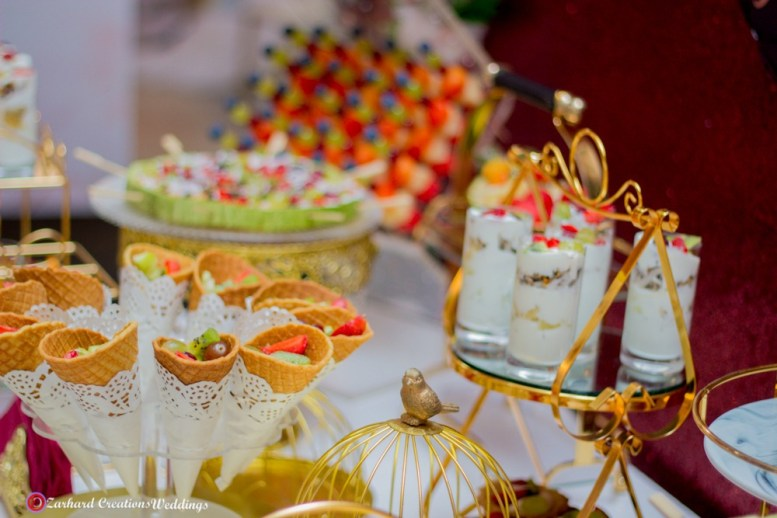 fruit kebabs for corporate events