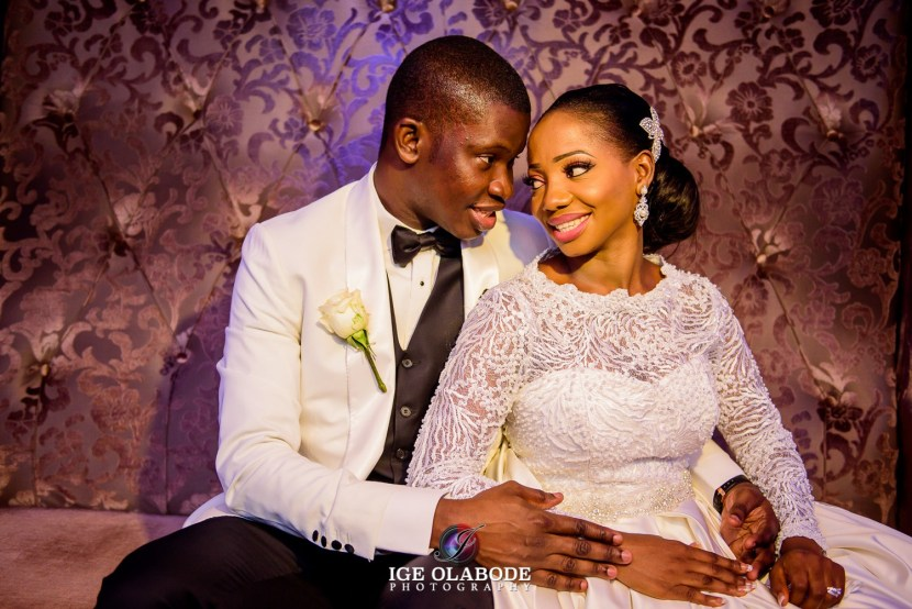couple wedding pictures planning a wedding Naija style