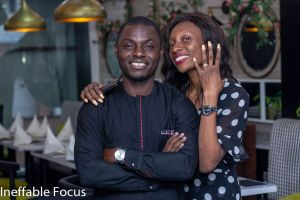 surprise engagement wedding proposal lagos nigeria