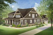Nantucket Cottage House Plans