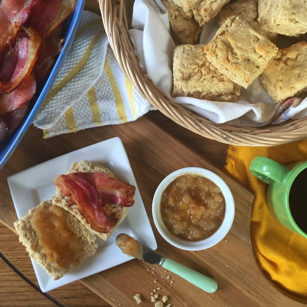 biscuit breakfast