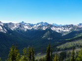 the heart of the North Cascades
