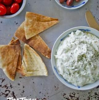 Tzatziki | A Nutritionist Eats