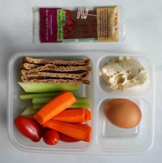 Healthy Lunch Ideas | anutritionisteats.com