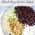 mexican quinoa salad = pinterest