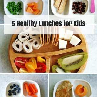5 Healthy Lunches for Kids