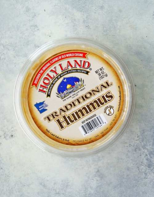 holy land hummus