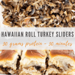 hawaiian roll turkey sliders recipe - pinterest