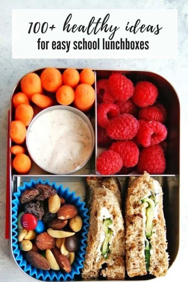 Healthy School Lunchbox Ideas 3