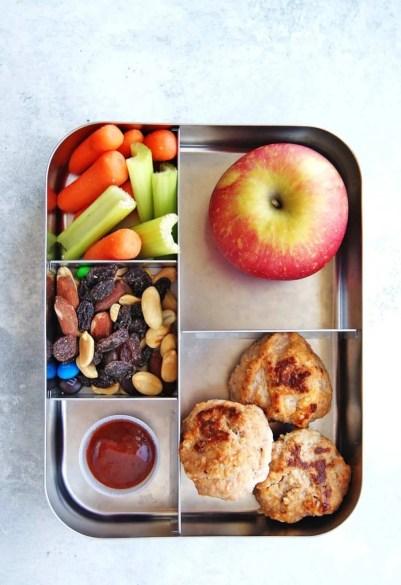 100+ Healthy School LunchBox Ideas