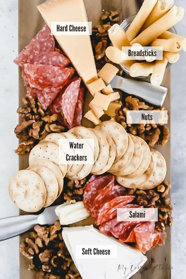 How To Make a Trader Joe's Cheese Platter