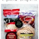 Trader Joe's Italian Meatball subs - pinterest