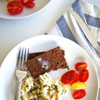 Anthony Bourdain Scrambled Eggs   easiest, creamiest scrambled eggs