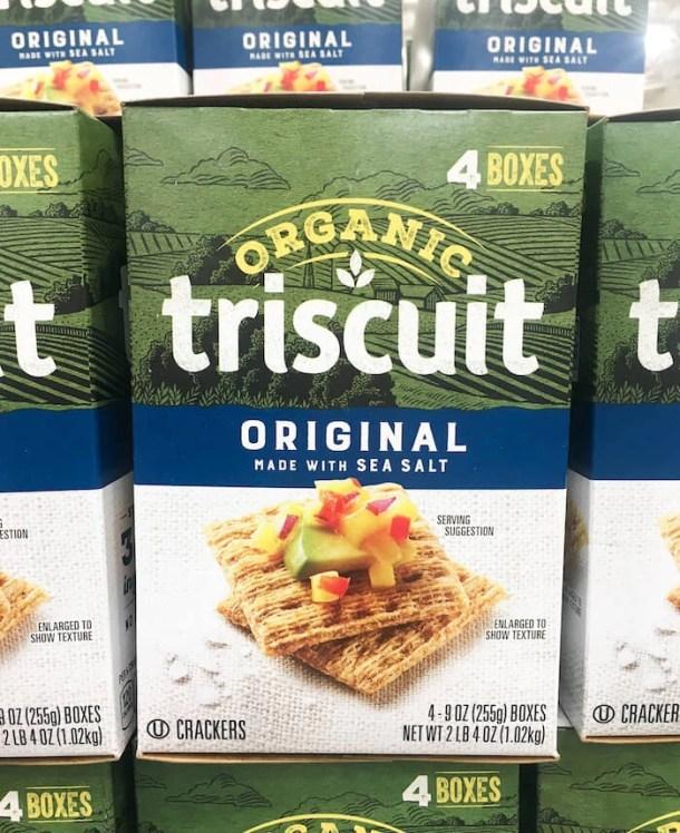 best costco snacks - triscuits