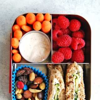 100+ Healthy School LunchBox Ideas
