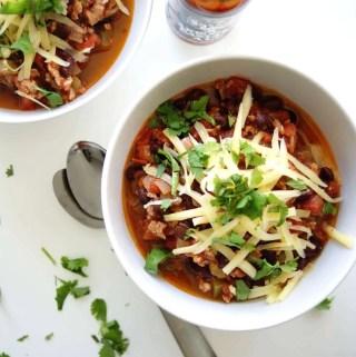 Simple Turkey Sauce + 3 Meals | anutritionisteats.com