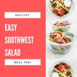 southwest salad recipe pinterest