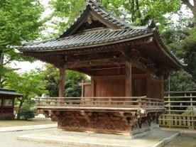 Kagura-den of Nezu Shrine