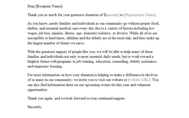 Food donation letter formal donation request letters food business donation letter gallery letter examples ideas food donation letter pronofoot35fo Gallery