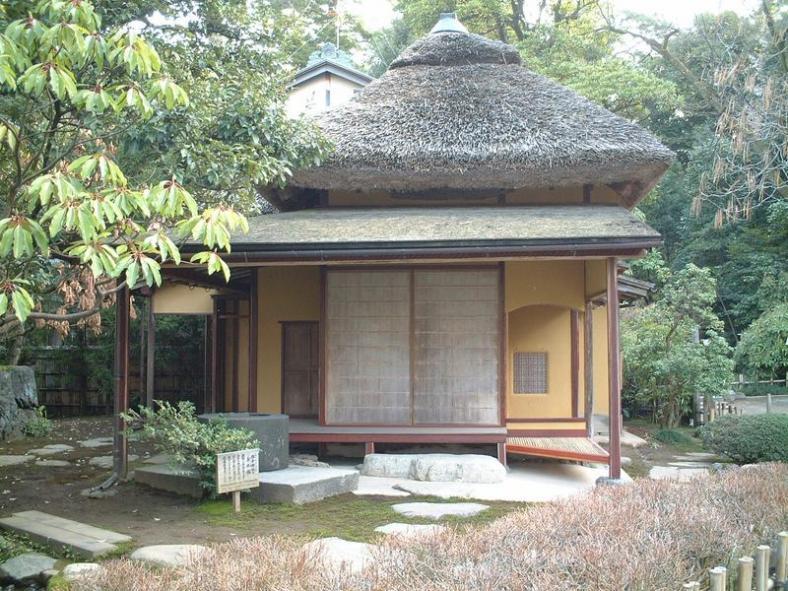 Yugao-tei, Kanazawa .