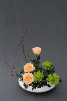 ikebana ohara moribana