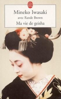 Ma vie de de geisha, Mineko Iwasaki