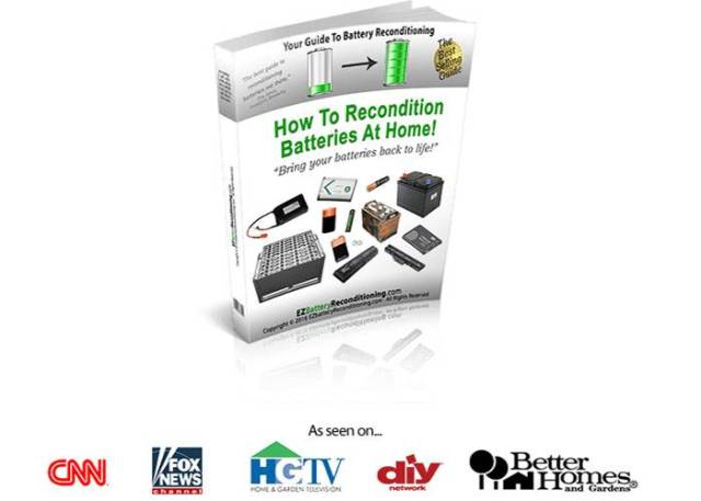ez battery reconditioning book