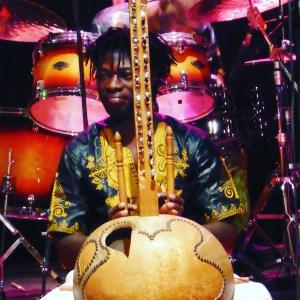 Talented Burkina muscians