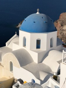 Santorini short and sweet