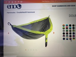 Travel Favorite Hammock
