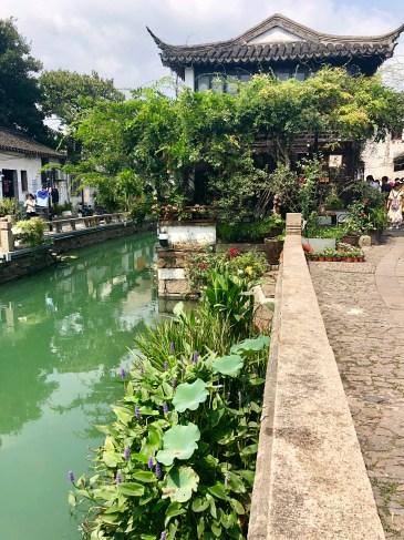Pingjiang Road in Suzhou
