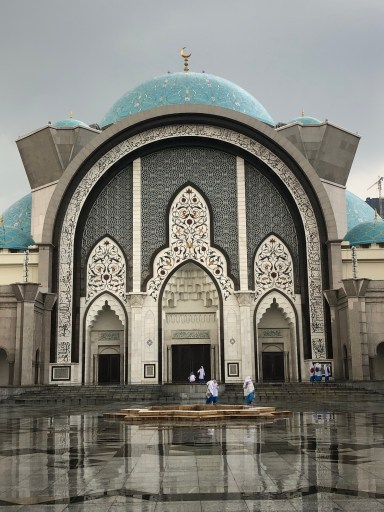 Masjid Wilayah Persekutuan Federal Mosque Kuala Lumpur