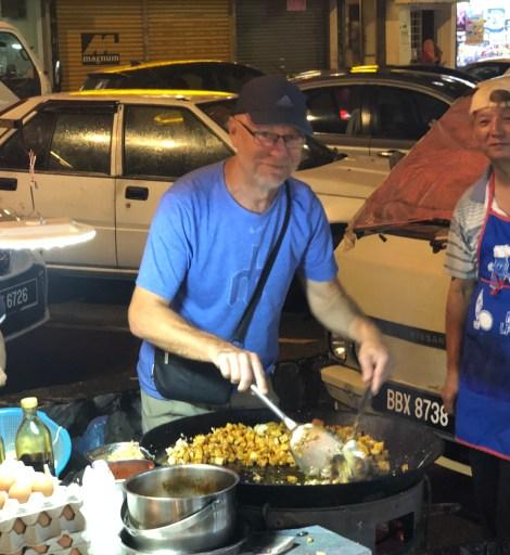 Amazing Night Market at Kuala Lumpur Food Tour