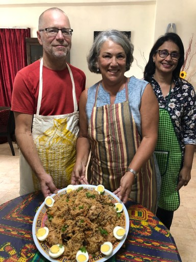 Indian Cooking class Kuala Lumpur