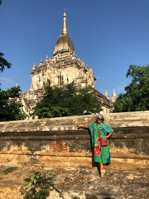 Old City of Bagan Myanmar