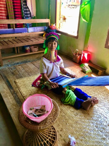 Weavers of Inle Lake